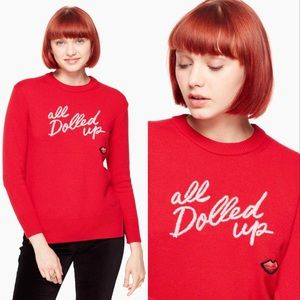 Kate Spade • All Dolled Up Sweater